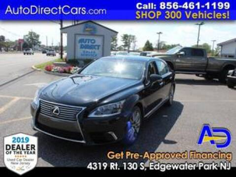 2016 Lexus LS 460 for sale at Auto Direct Trucks.com in Edgewater Park NJ