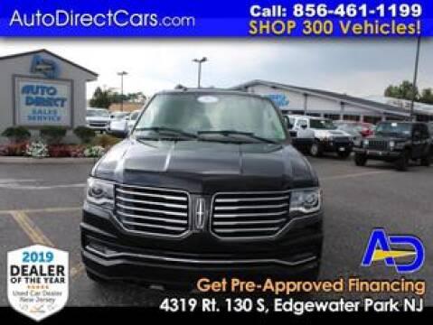 2015 Lincoln Navigator for sale at Auto Direct Trucks.com in Edgewater Park NJ