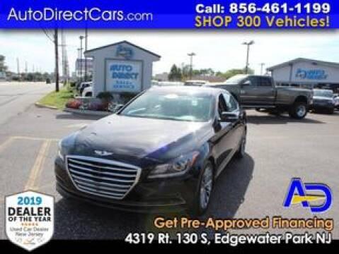 2015 Hyundai Genesis for sale at Auto Direct Trucks.com in Edgewater Park NJ