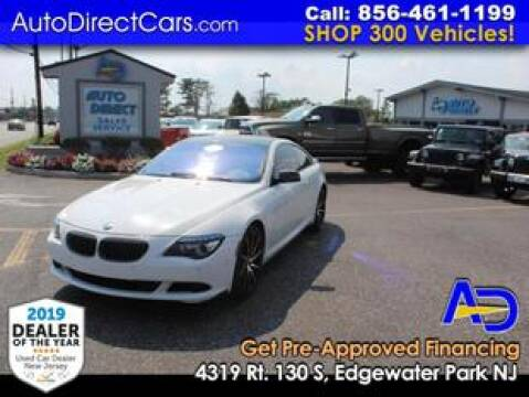 2009 BMW 6 Series for sale at Auto Direct Trucks.com in Edgewater Park NJ