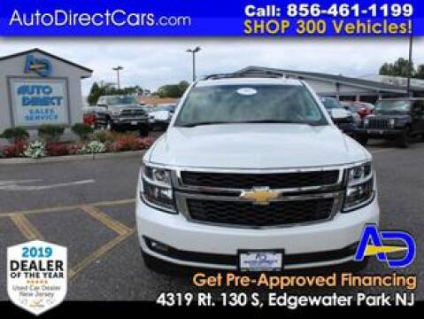 2016 Chevrolet Tahoe for sale at Auto Direct Trucks.com in Edgewater Park NJ