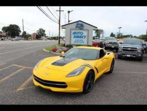 2014 Chevrolet Corvette for sale at Auto Direct Trucks.com in Edgewater Park NJ