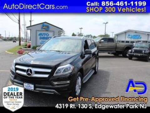 2014 Mercedes-Benz GL-Class for sale at Auto Direct Trucks.com in Edgewater Park NJ