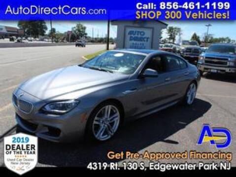 2015 BMW 6 Series for sale at Auto Direct Trucks.com in Edgewater Park NJ