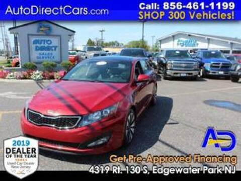2012 Kia Optima for sale at Auto Direct Trucks.com in Edgewater Park NJ