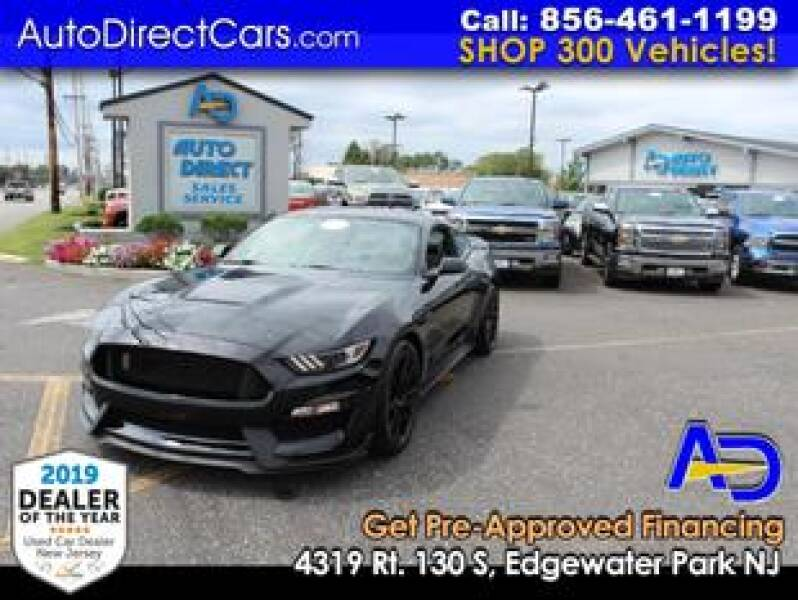2019 Ford Mustang for sale at Auto Direct Trucks.com in Edgewater Park NJ