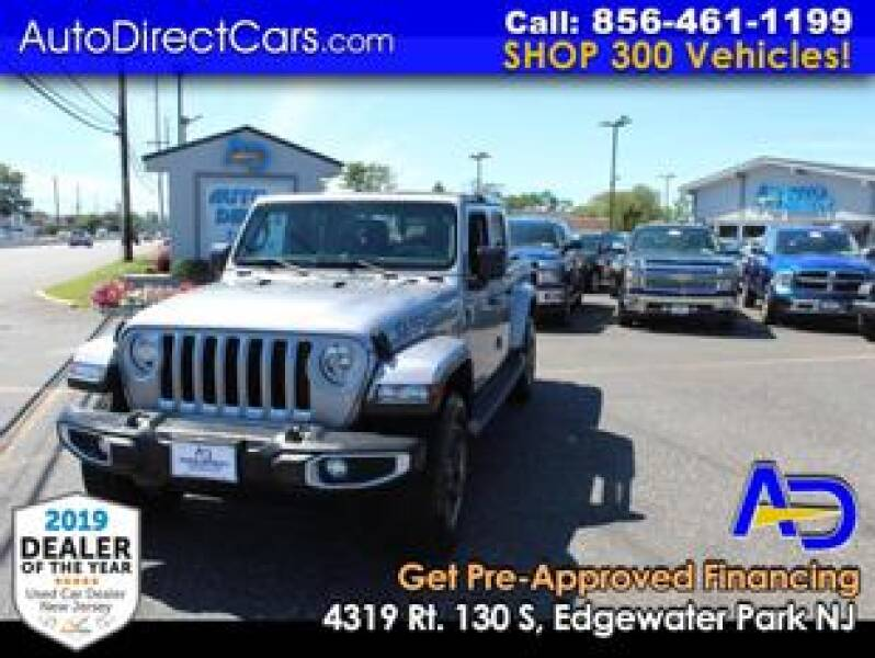 2020 Jeep Gladiator for sale at Auto Direct Trucks.com in Edgewater Park NJ