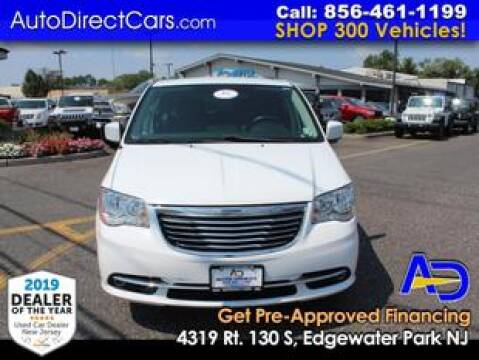 2015 Chrysler Town and Country for sale at Auto Direct Trucks.com in Edgewater Park NJ