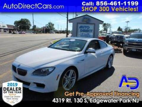 2013 BMW 6 Series for sale at Auto Direct Trucks.com in Edgewater Park NJ