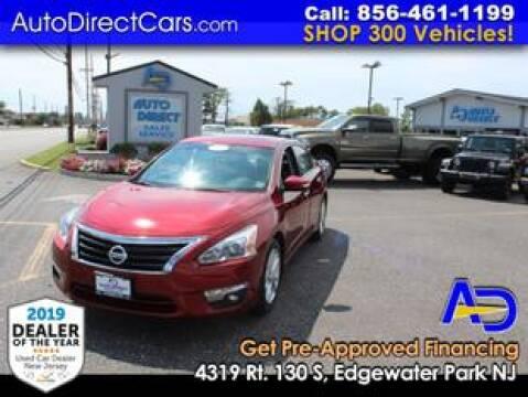2015 Nissan Altima for sale at Auto Direct Trucks.com in Edgewater Park NJ