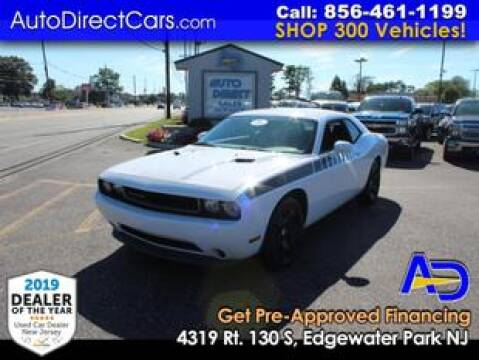 2011 Dodge Challenger for sale at Auto Direct Trucks.com in Edgewater Park NJ