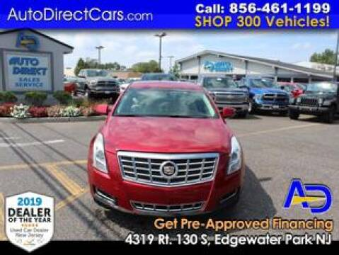 2013 Cadillac XTS for sale at Auto Direct Trucks.com in Edgewater Park NJ