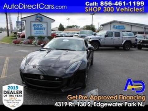 2015 Jaguar F-TYPE for sale at Auto Direct Trucks.com in Edgewater Park NJ