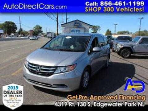 2016 Honda Odyssey for sale at Auto Direct Trucks.com in Edgewater Park NJ