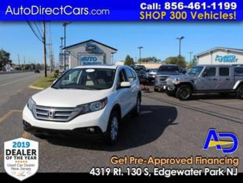 2013 Honda CR-V for sale at Auto Direct Trucks.com in Edgewater Park NJ