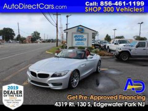 2012 BMW Z4 for sale at Auto Direct Trucks.com in Edgewater Park NJ