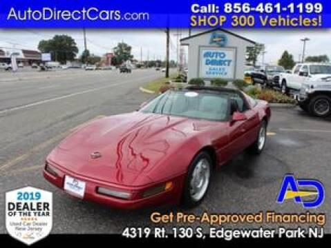 1995 Chevrolet Corvette for sale at Auto Direct Trucks.com in Edgewater Park NJ