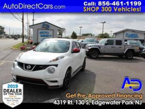 2013 Nissan JUKE for sale at Auto Direct Trucks.com in Edgewater Park NJ