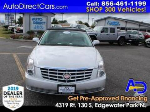 2011 Cadillac DTS for sale at Auto Direct Trucks.com in Edgewater Park NJ