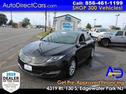 2014 Lincoln MKZ for sale at Auto Direct Trucks.com in Edgewater Park NJ