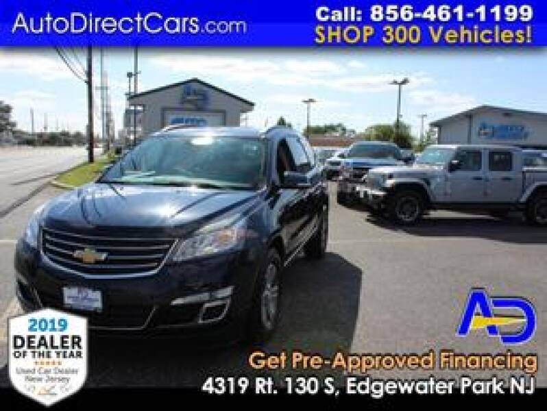 2015 Chevrolet Traverse for sale at Auto Direct Trucks.com in Edgewater Park NJ