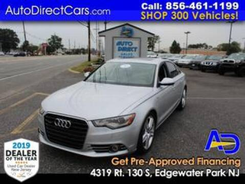 2014 Audi A6 for sale at Auto Direct Trucks.com in Edgewater Park NJ