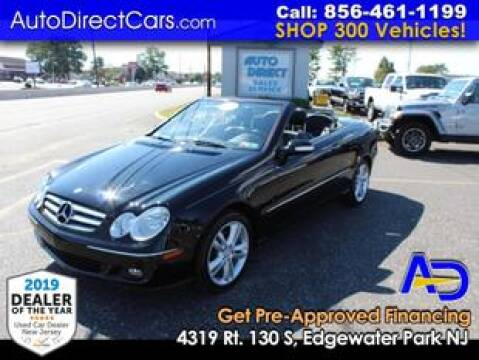 2008 Mercedes-Benz CLK for sale at Auto Direct Trucks.com in Edgewater Park NJ
