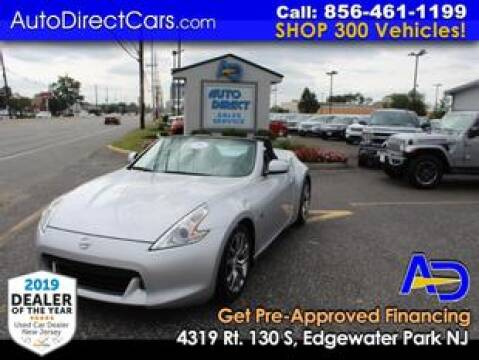2010 Nissan 370Z for sale at Auto Direct Trucks.com in Edgewater Park NJ
