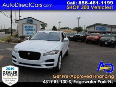 2018 Jaguar F-PACE for sale at Auto Direct Trucks.com in Edgewater Park NJ