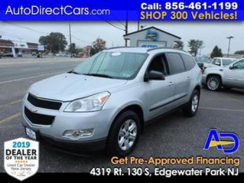 2012 Chevrolet Traverse for sale at Auto Direct Trucks.com in Edgewater Park NJ