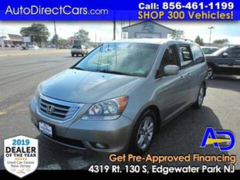 2010 Honda Odyssey for sale at Auto Direct Trucks.com in Edgewater Park NJ