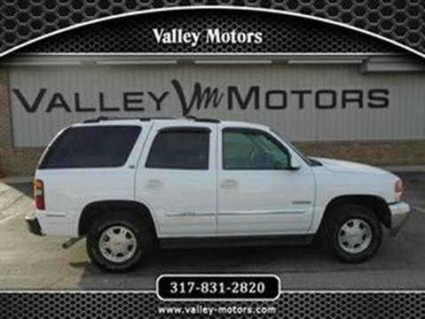 2002 GMC Yukon for sale in Mooresville, IN