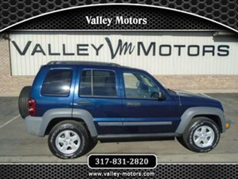 2006 Jeep Liberty for sale in Mooresville, IN