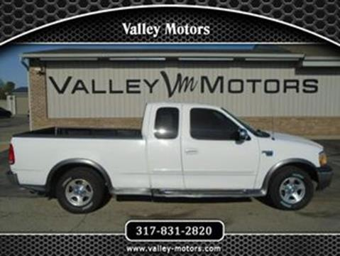 2001 Ford F-150 for sale in Mooresville, IN