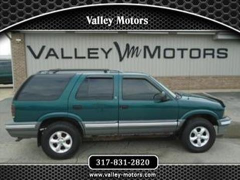 1996 GMC Jimmy for sale in Mooresville, IN