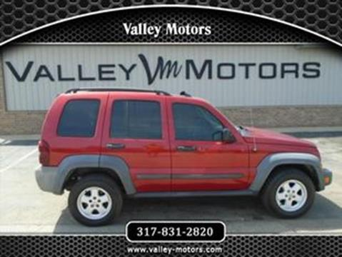 2007 Jeep Liberty for sale in Mooresville, IN
