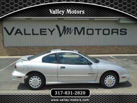 2000 Pontiac Sunfire for sale in Mooresville, IN