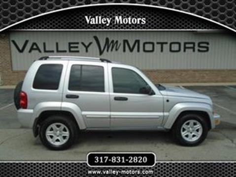 2005 Jeep Liberty for sale in Mooresville, IN