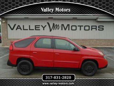 2005 Pontiac Aztek for sale in Mooresville, IN