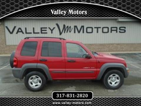 2003 Jeep Liberty for sale in Mooresville, IN