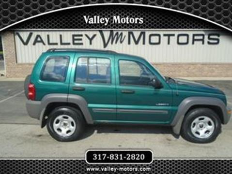 2004 Jeep Liberty for sale in Mooresville, IN