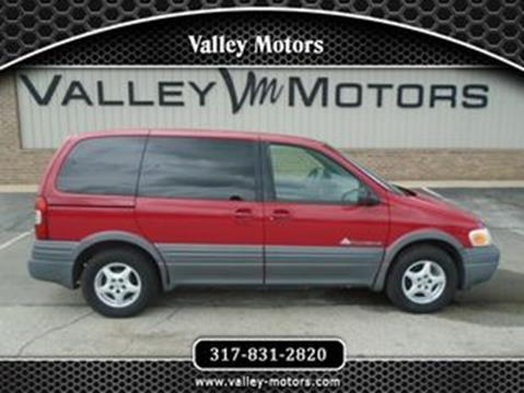 1999 Pontiac Montana for sale in Mooresville, IN