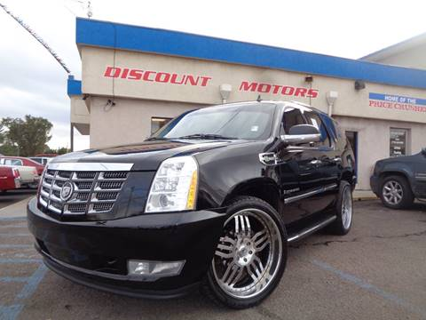 2009 Cadillac Escalade Hybrid for sale in Pueblo, CO