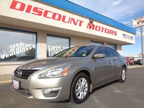 2015 Nissan Altima for sale in Pueblo, CO