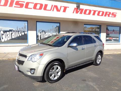 2012 Chevrolet Equinox for sale in Pueblo, CO