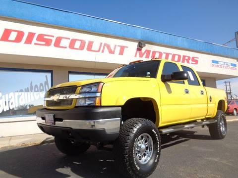 2004 Chevrolet Silverado 2500HD for sale in Pueblo, CO