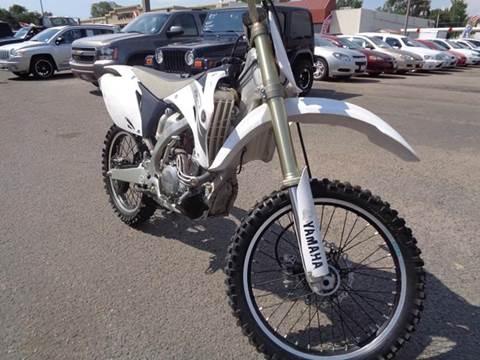 2007 Yamaha YZF250