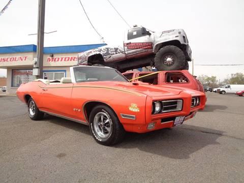 1969 Pontiac GTO for sale in Pueblo, CO