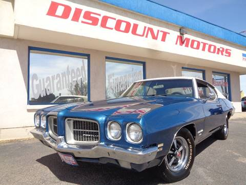 1971 Pontiac Le Mans for sale in Pueblo, CO