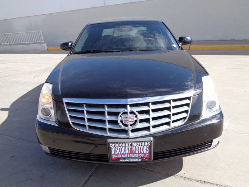 2006 cadillac dts performance performance 4dr sedan in for Discount motors pueblo co